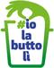 #IoLaButtoLì Logo
